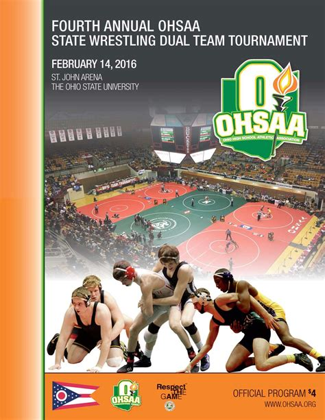 ohsaa sectional wrestling ohsaa wrestling information