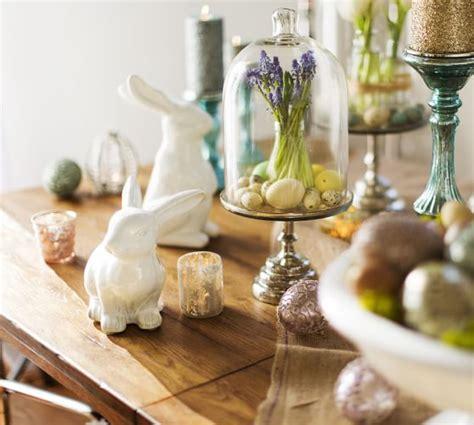 german glitter egg vase filler pottery barn