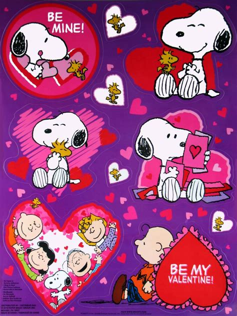 peanuts valentines february 14 1970 the peanuts