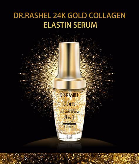 Walet Gold With Serum Gold dr rashel 8 in 1 gold collagen elastin serum 40ml