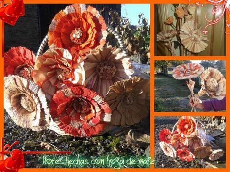 corn husk folklorico dolls flores hechas con hoja de maiz crafty corn