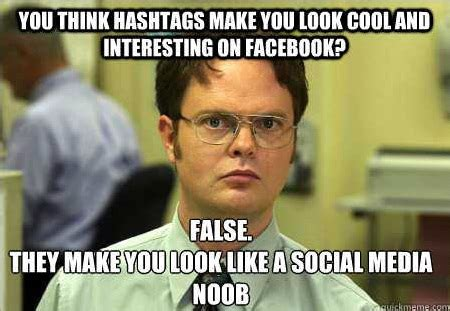 Hash Tag Memes - facebook that s not weird anymore opusfidelis