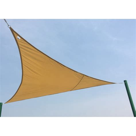 triangle sail sun shade square triangle waterproof sun shade sail garden awning canopy sunscreen block ebay