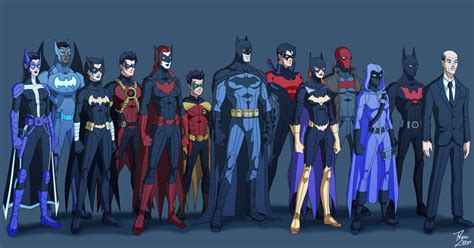 batman a in the family what i want from the new batman by