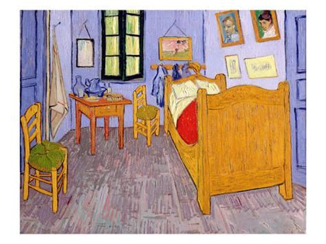 van gogh bedroom in arles van gogh s bedroom at arles 1889 giclee print by vincent