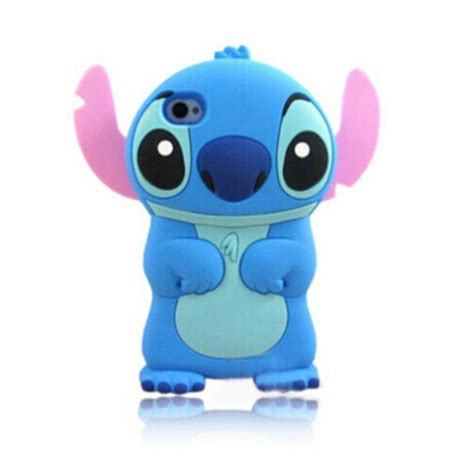 Casing Iphone 55s Stitch Silicon iphone 5 5s phone cases quality phone cases from luxurious bling