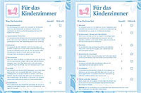 checkliste baby kinderzimmer ausstattung f 252 r das babyzimmer und den babyschlaf netmoms de