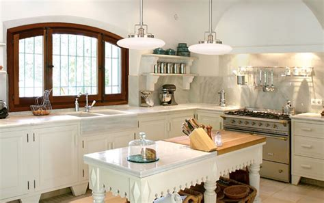Victorian Kitchen Island Victorian Kitchen Lighting For Early 20th Century Islands