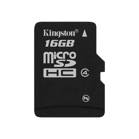 Kingston Microsdhc Card Class 4 4mbs 16gb kingston micro sd sdhc memory card class 4 4gb 8gb