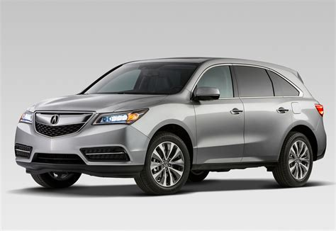 home research acura mdx 2014