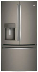 Gfe28gmkes Ge 36 Quot 27 8 Cu Ft Door Bottom Freezer Refrigerator With Showcase Led