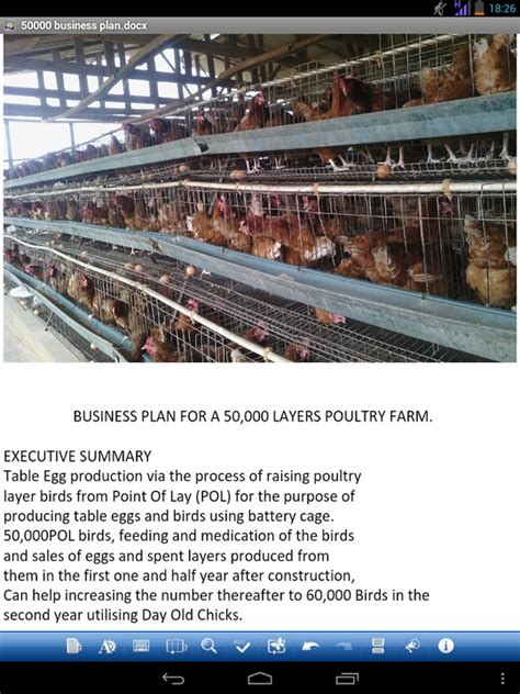 2015 nigeria poultry business plan for layers and broilers detailed poultry egg production business plan for just