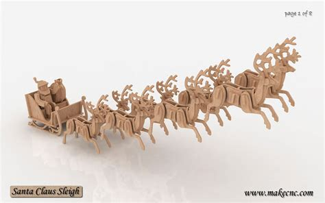 wood pattern santa sleigh best photos of santa sleigh scroll saw template free 3d