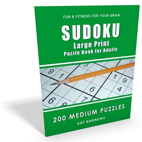 sudoku puzzle book large print for adults including easy medium expert books 200 medium large print sudoku puzzles