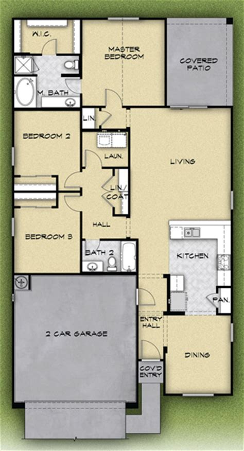 Lgi Homes Floor Plans by Lgi Homes Bisbee Floor Plan Via Www Nmhometeam Com