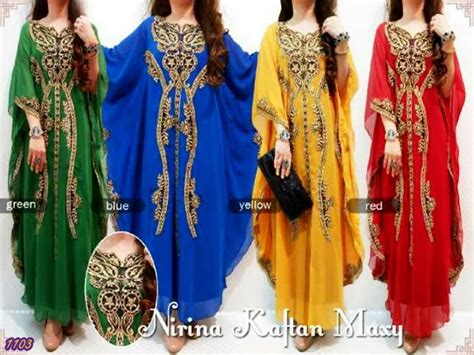 Nirina Kaftan 17 best images about busana muslim gamis on shirt models and lace