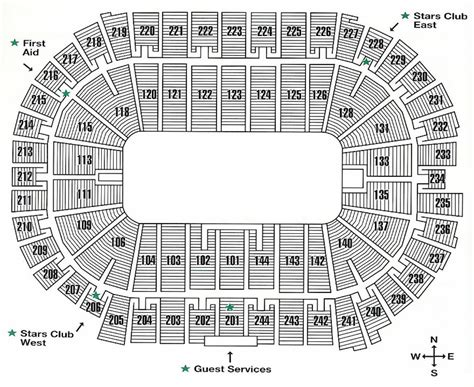 metro radio arena floor plan radio arena floor plan metro radio arena seating plan