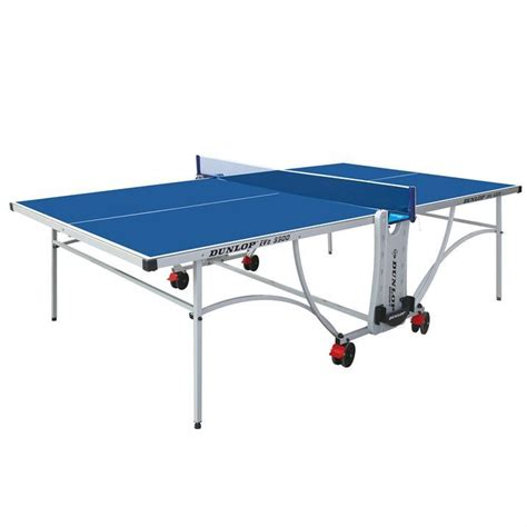 dunlop outdoor ping pong table dunlop evo 5500 outdoor table tennis tables ping pong