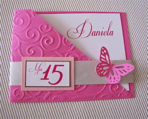 imagenes de tarjetas originales de 15 años ideas para realizar tarjetas de invitaci 243 n de 15 a 241 os