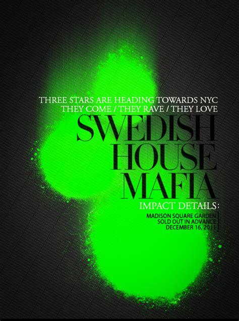 Swedish House Mafia Square Garden by Swedish House Mafia Square Garden Poster By