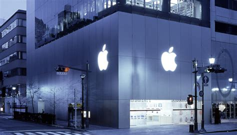 apple ginza the apple store lourve the world s coolest apple stores