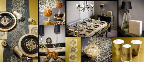 Decoration Orientale Pour Table by Decoration Mariage D 233 Co Table Orientale Pas Cher
