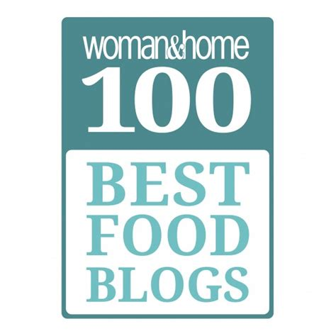 best home blogs woman home s 100 best food blogs woman and home