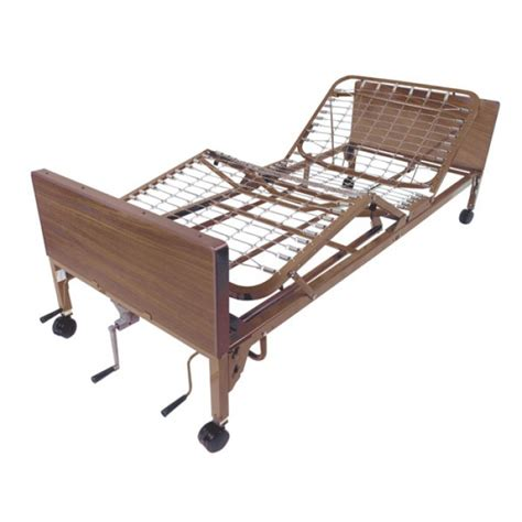 standard bed height standard hospital bed manual with multi height