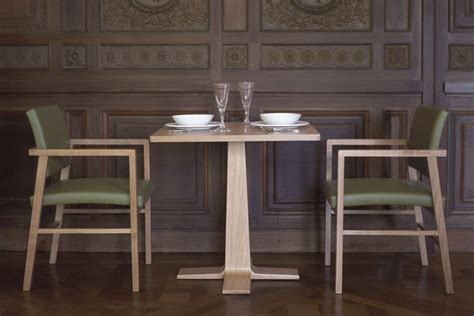 Hotel Dining Tables Cowley Manor Dining Table And Chairs Andrea Stemmer