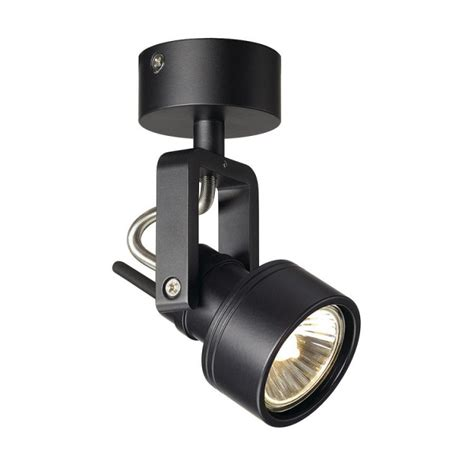 stirrup spotlight ceiling or wall mounted