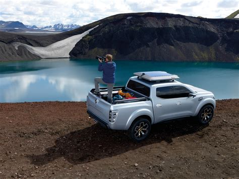 renault alaskan renault to unveil new alaskan pickup truck on june 30