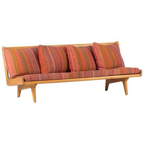 webbing sofa leather webbing sofa by gustaf hiort af orn 228 s for sale at