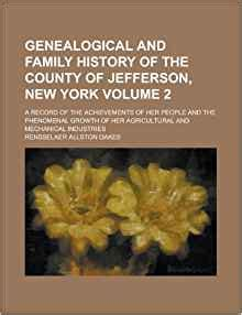 the apples of new york vol 1 classic reprint books genealogical and family history of the county of jefferson