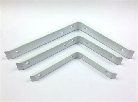 Cantilever Shelf Brackets by Cantilever Bracket White 150x125mm Ac Sissling
