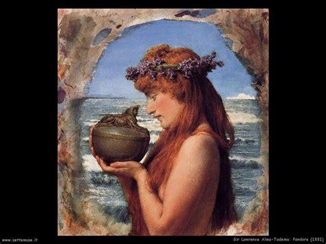 il vaso di pandora storia pandora storia vaso e opere d arte settemuse it