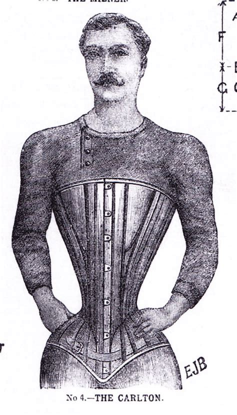 waist training 19th century corset on a comeback metro restriction binding and tucking up against the skirt