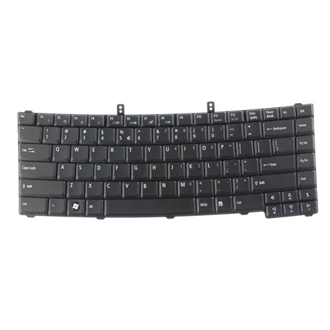 Keyboard Acer Notebook keyboard for acer travelmate 7520 7a2g25mi laptop notebook qwerty uk 163 29 49