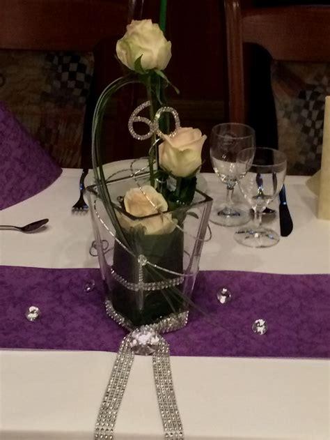 Deko F R Hochzeit by Diamantene Hochzeit Deko Deko Diamantene Hochzeit