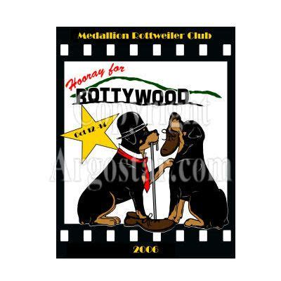 rottweiler specialty shows logo commercial argostar