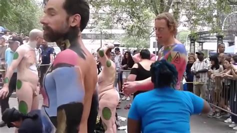 anual body painting new york 2016 world bodypainting festival new york 2016 world annual