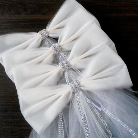 organza bow tutorial 1000 ideas about tulle bows on pinterest pom pom