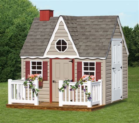 Play House Shed by Play Houses