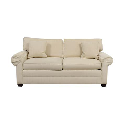 ethan allen sleeper sofa with air mattress ethan allen futon and ethan allen bennett futon