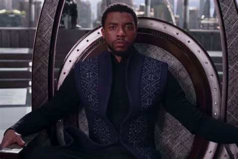 Black Panthers Also Search For New Marvel Black Panther Trailer Warns War Is Coming