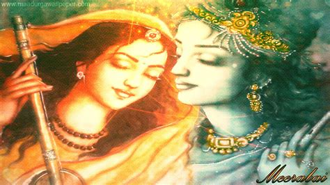 krishna pc themes meerabai wallpapers hd photos pics download