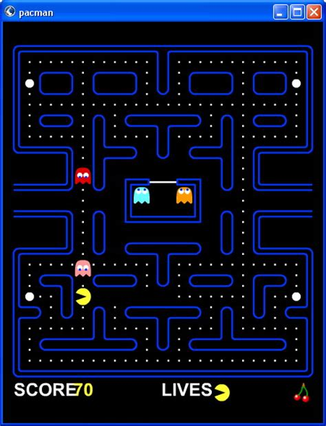 pacman play pacman flash free or play pacman here