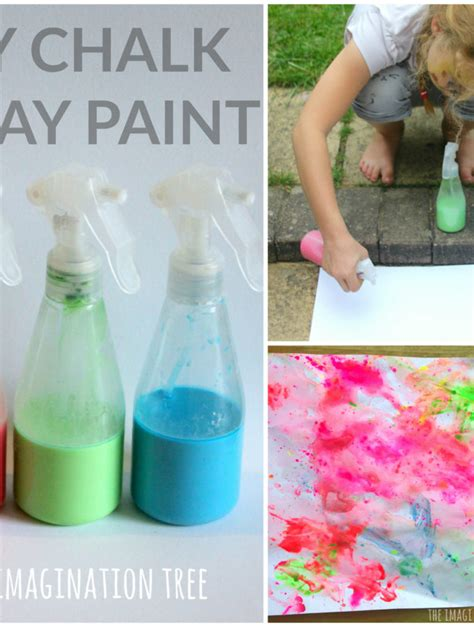 chalk paint recipe uk the imagination tree creative play and learning for