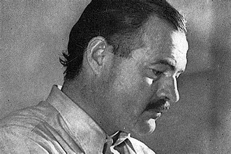 ernest hemingway biography español paris review writers quotes biography interviews artists