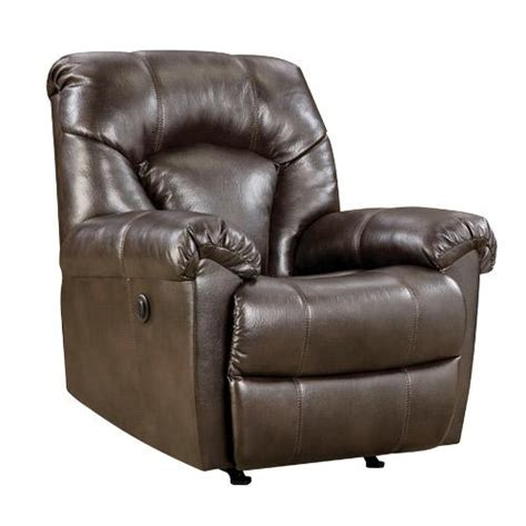 Simmons Bm211p Jeter Power Recliner Espresso 1 8