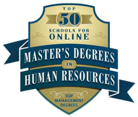 Mba Human Resources Atlanta by Top Masters Programs For Human Resource Management